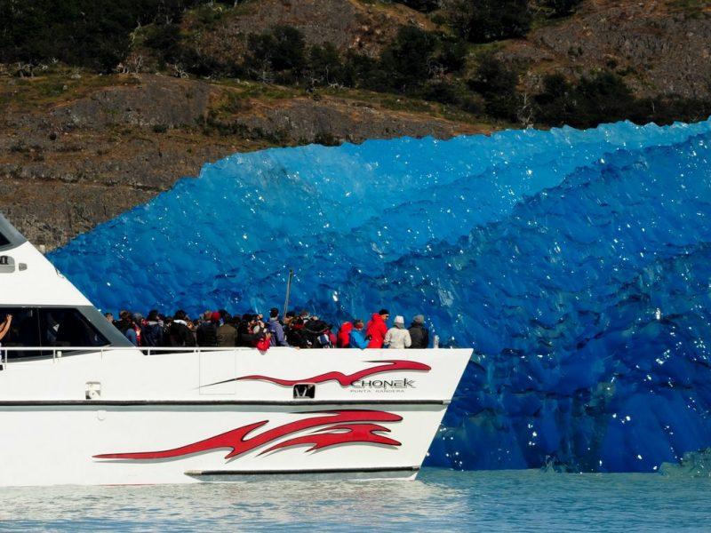 rios de hielo sailing trip
