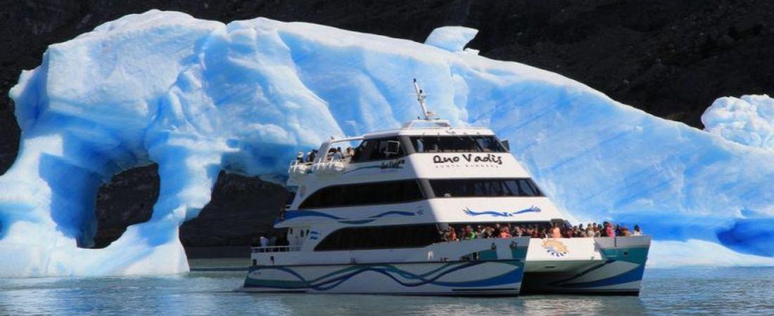 rios de hielo barco